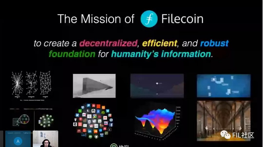 the mission of filecoin