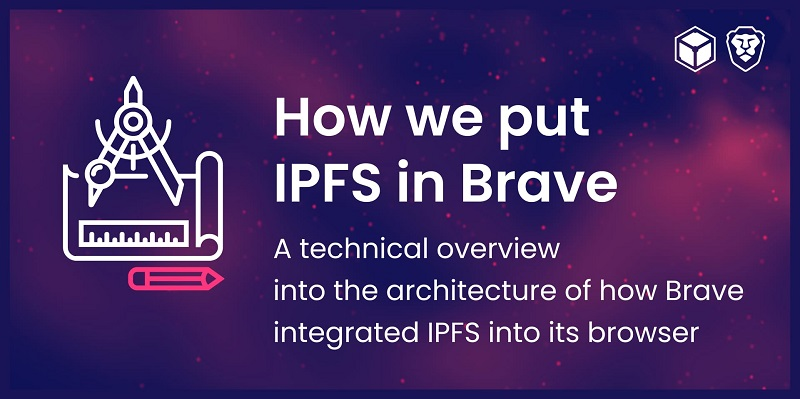 How we put IPFS in Brave